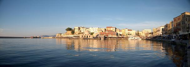 Chania on the way to Gavdos